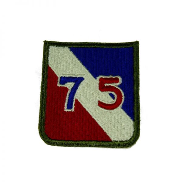 Patch, 75th Inf Color