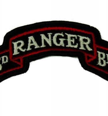 3rd Ranger Batallion Scroll