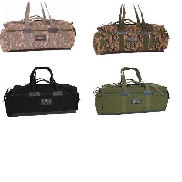 IDF Canvas Tactical Bag