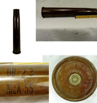 40mm Ammo Casing, Mk 3 Mod 0