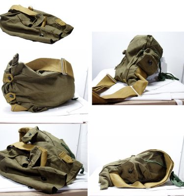 Russian Gas Mask Bag