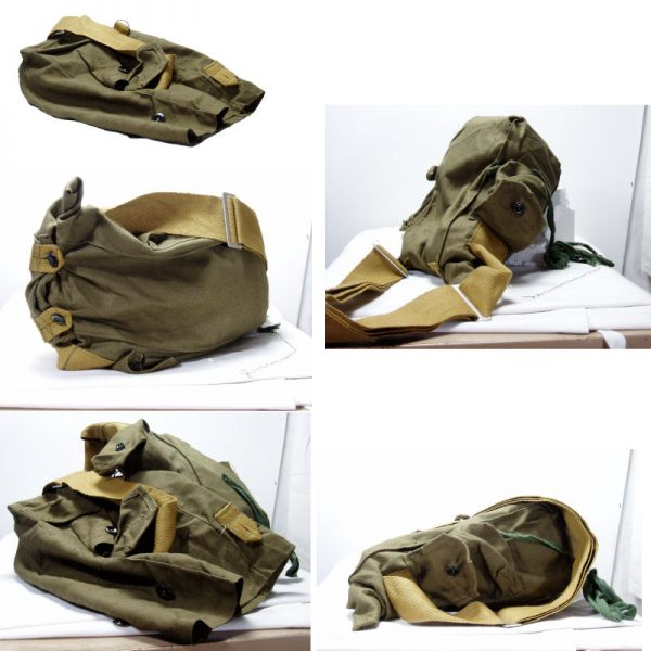 Russian Gas Mask Bag