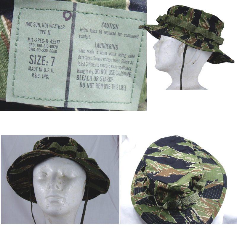 Tiger Stripe Boonie Hat ec9f737dd8d
