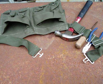 Military Tool Apron