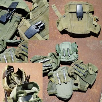 30rd M-16 Mag Pouch Nylon Used