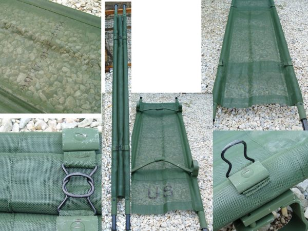 Military Stretcher Litter
