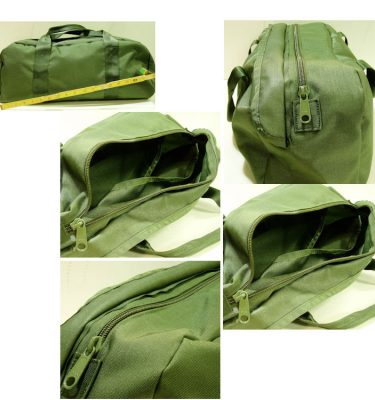 Military Tanker Bag, Spec, Nylon
