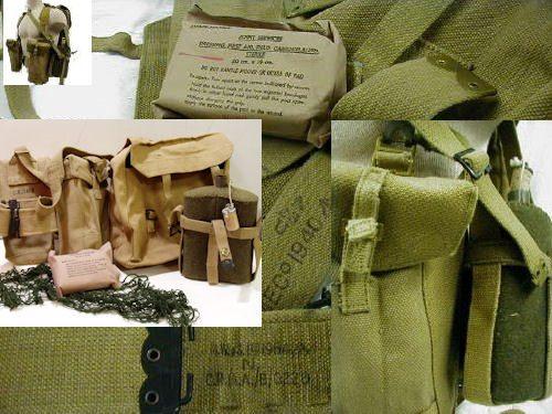 British M1937 Web Harness Set