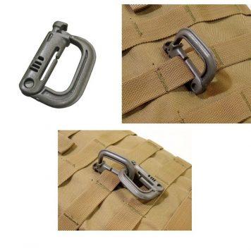Grimlock Carabiner 4 Pack