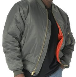 Ma 1 Flight Jacket Copy Sage Green