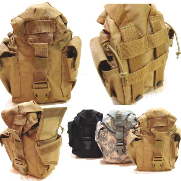 Molle 1 Quart Canteen Cover