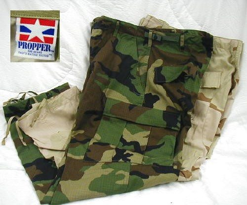 BDU Trousers Ripstop