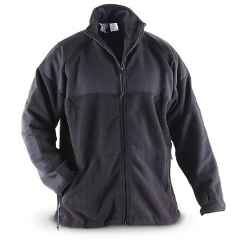 Military Surplus Polartec Fleece Jacket Ecws parka liner