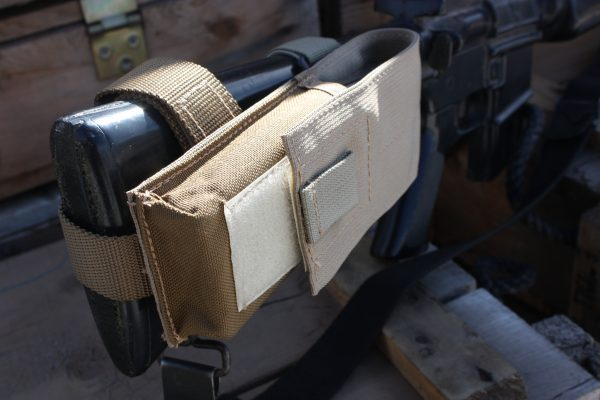 M-16/AR-15 Buttstock Mag Pouch