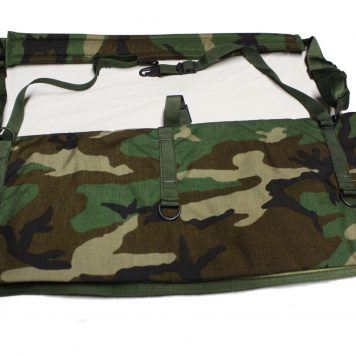 Woodland Camo Spare Barrel Bag
