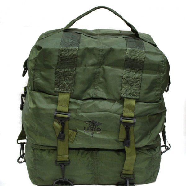 Medic Tri-fold Pack, U.S. No.17