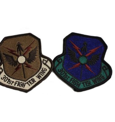 military surplus 301st fighter wing