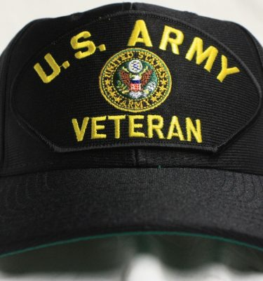 US Army Veteran Cap