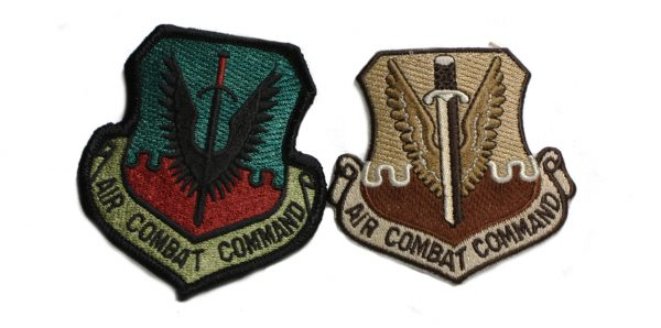 Air Combat Command Patch