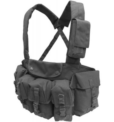military surplus 7 pocket chest ammo rig