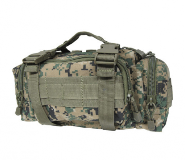 MOLLE Modular Deployment Bag