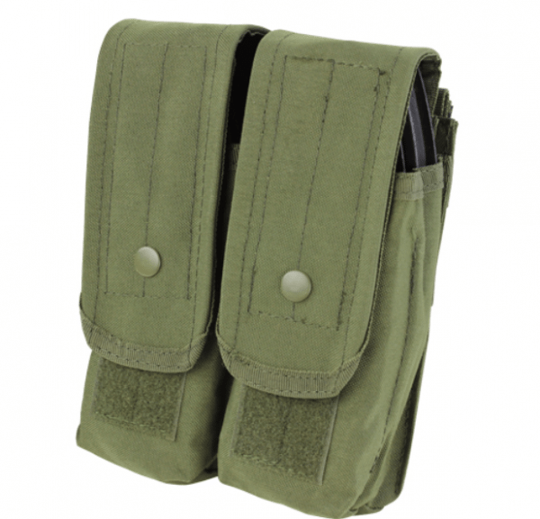 MOLLE Double AK-47 M16 Mag Pouch MA6