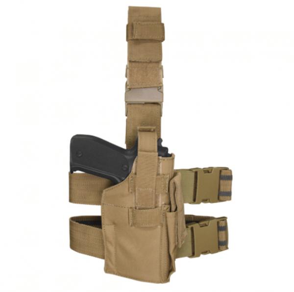 Tactical Leg Holster, TLH