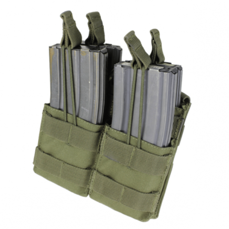 MA43 Double Stacker M4 Mag Pouch
