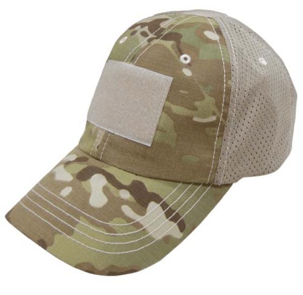 Tactical Cap, Mesh Back