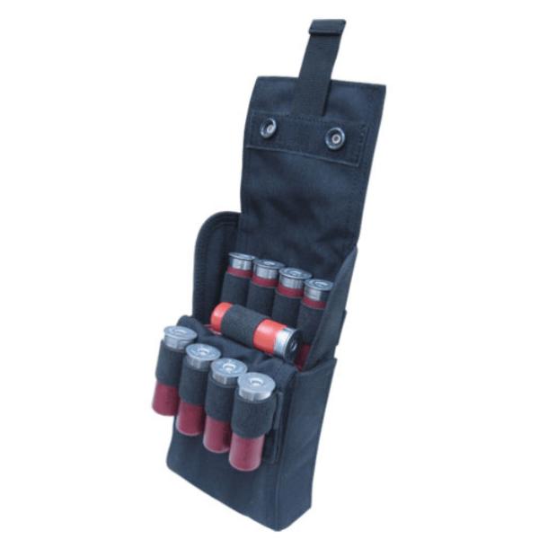 Shotgun Reload Pouch, 25 Round Black