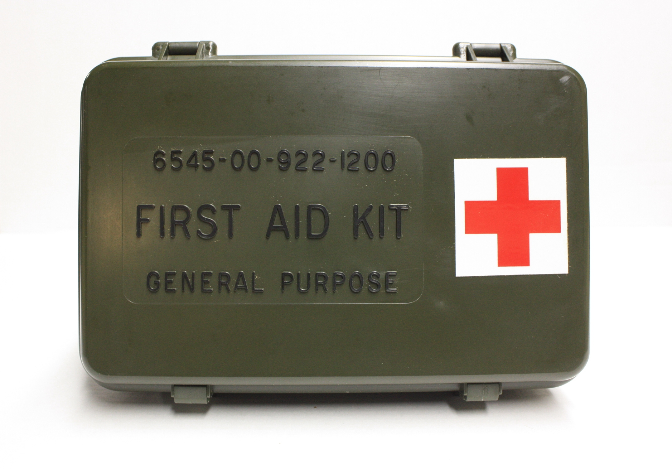 First Aid Kit Box, General Purpose