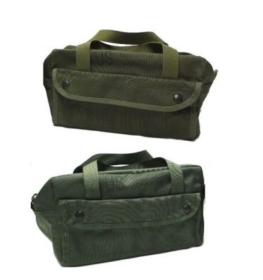military surplus tool bags us made nylon and canvas