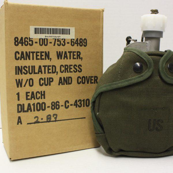 Arctic Canteen, Military
