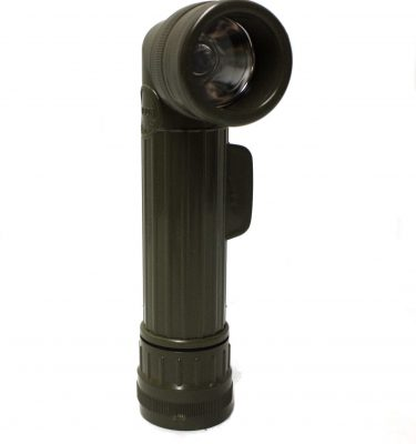 Army Flashlight, Olive Drab