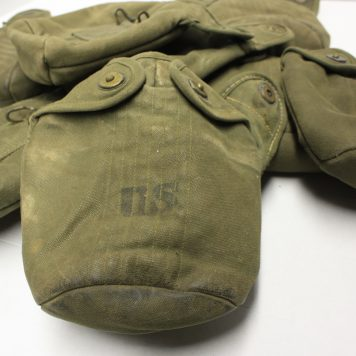 Vietnam M-56 Canteen Cover Wire Hook