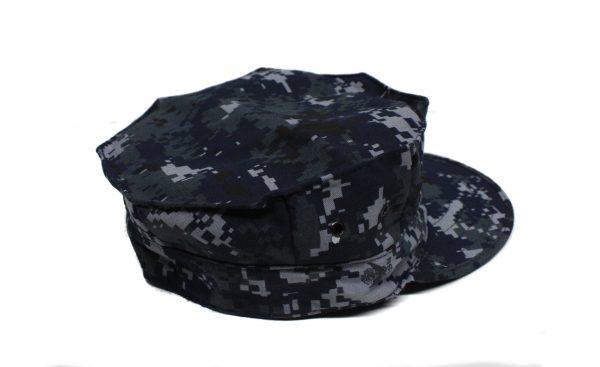 USN Digital Navy Camo 8pt Cover