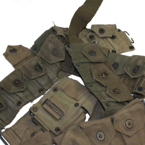 M-1 Garand Belt Halves