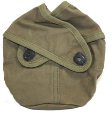 USMC WW2 Canteen Cover, Mint