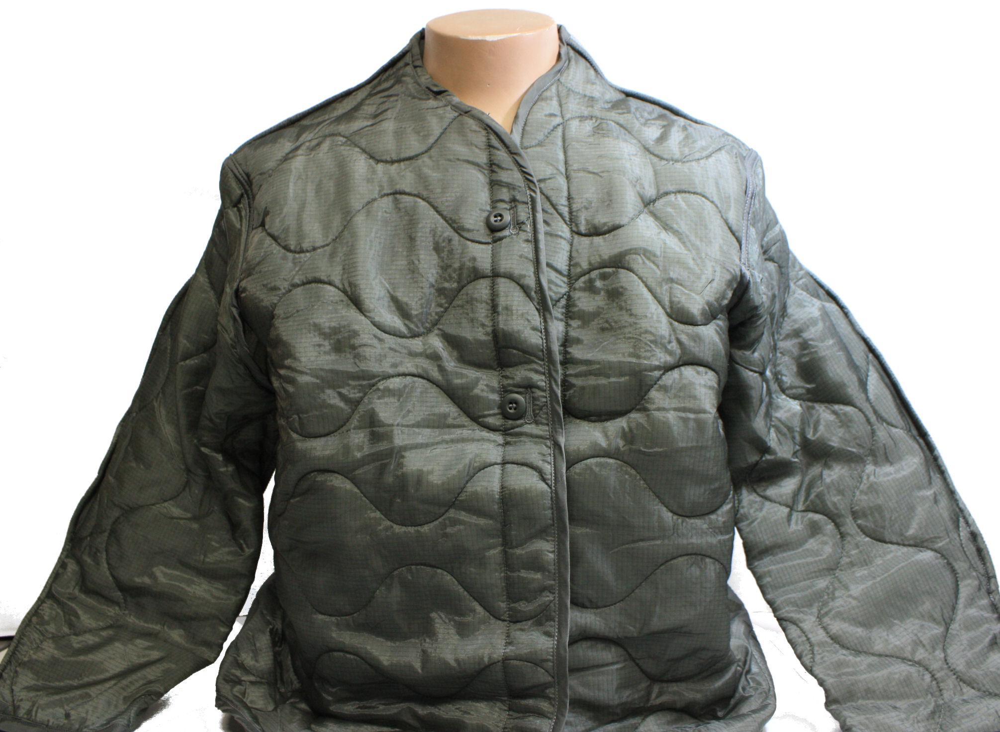 b4a59e9fc M-65 Field Jacket Liner, New, Original GI