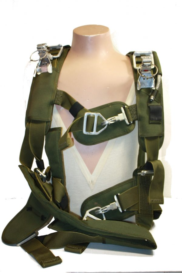 British Parachute Harness/pack