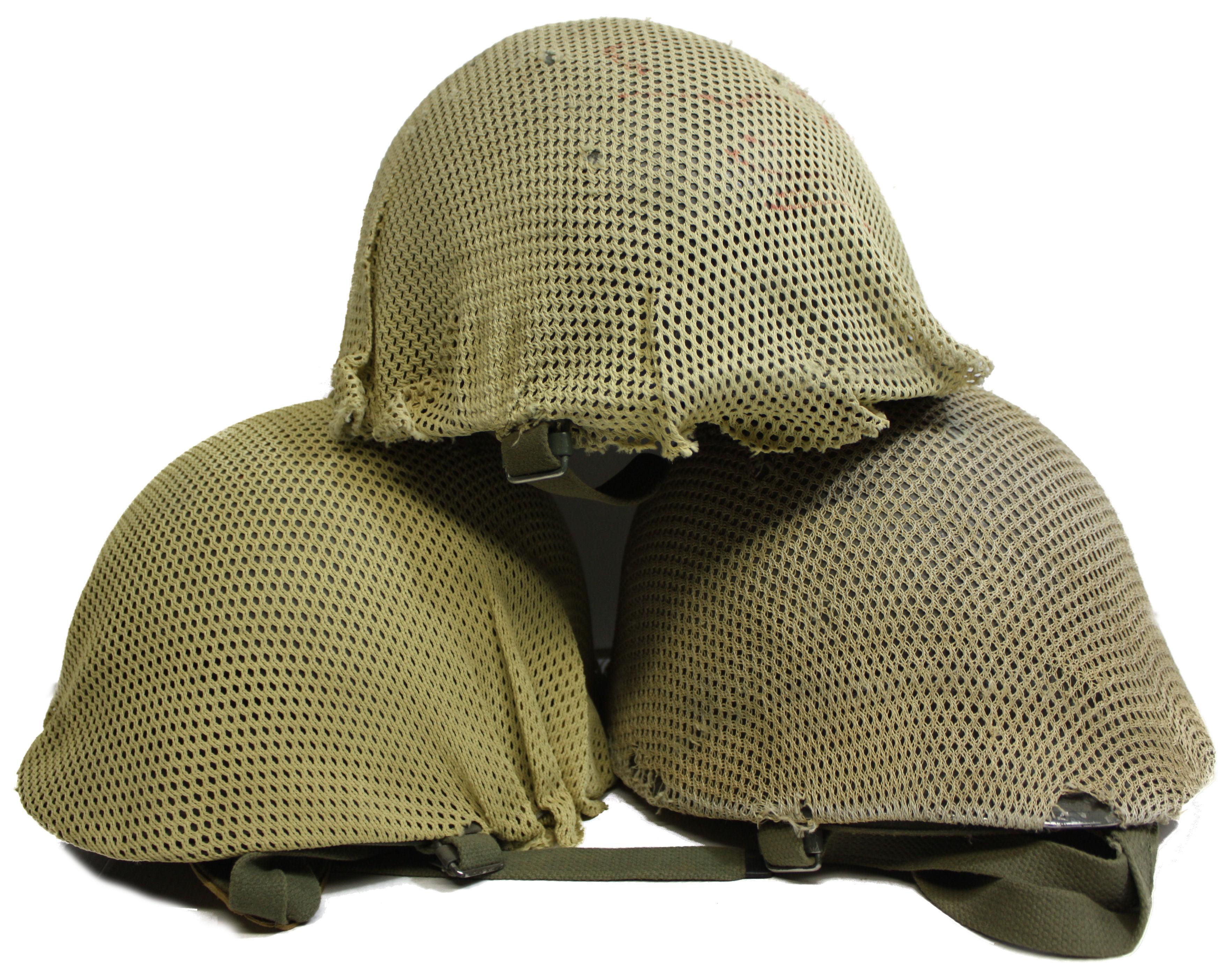 israeli defense helmet with net looks like the us m 1 helemt. Black Bedroom Furniture Sets. Home Design Ideas