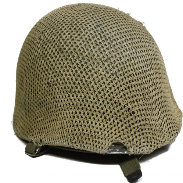 military surplus M-1 Helmet Israeli Defense Forces IDF w/ Net