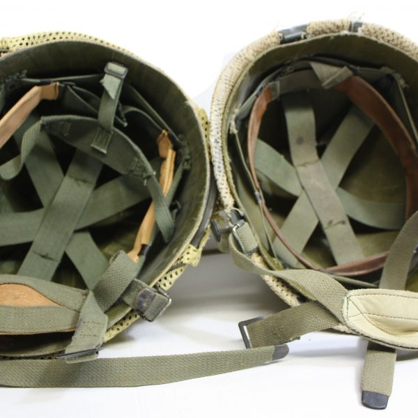 M-1 Helmet Israeli Defense Forces IDF w/ Net