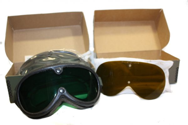 Goggles, Sun, Wind, And Dust