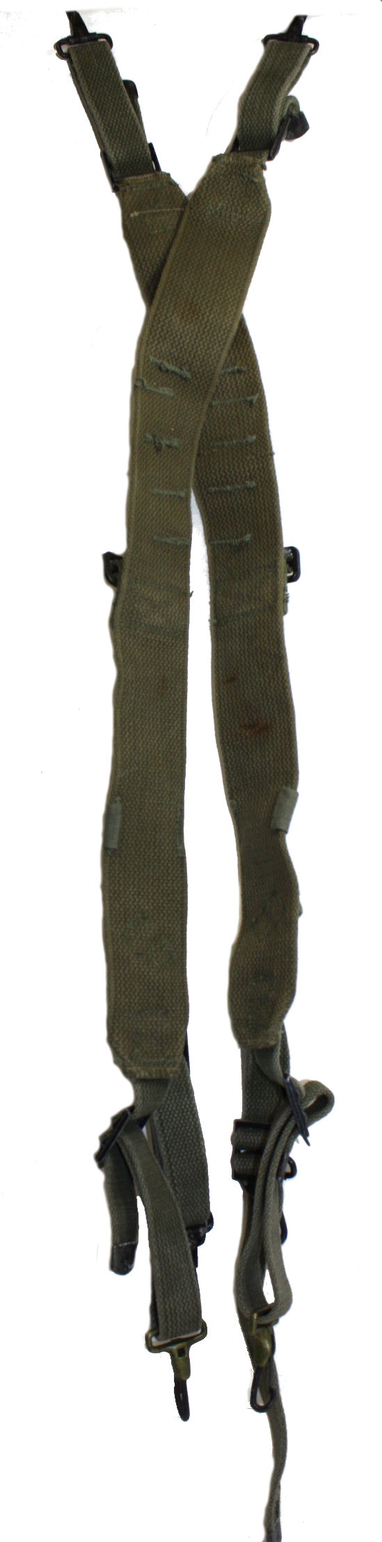 M-1945 Cross Suspenders, No Padding