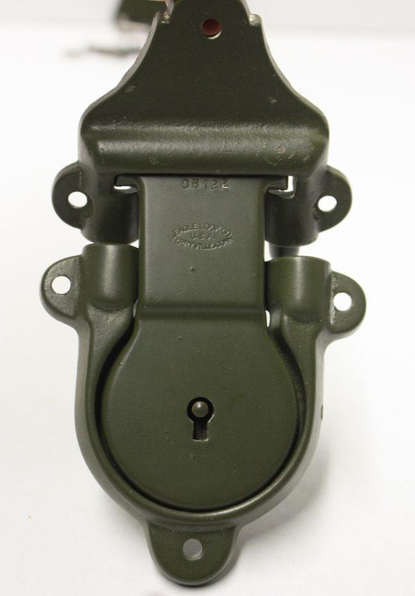 Foot Locker-Trunk, Lock