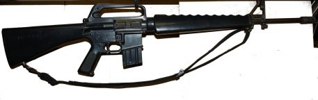 Universal Rifle Sling-Black