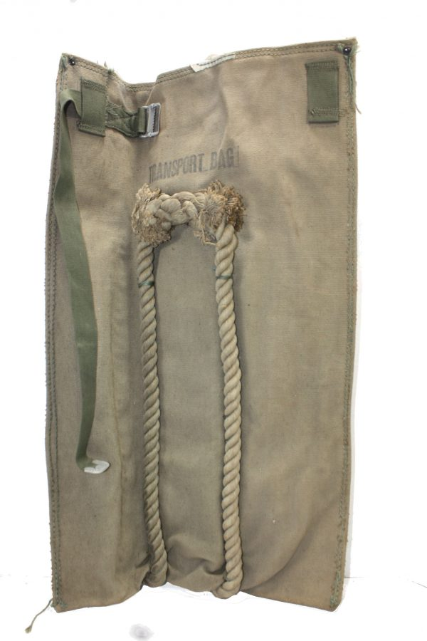 Canvas Transport Case Rope Handle