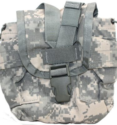 Molle 1qt Canteen Cover, Acu Issue