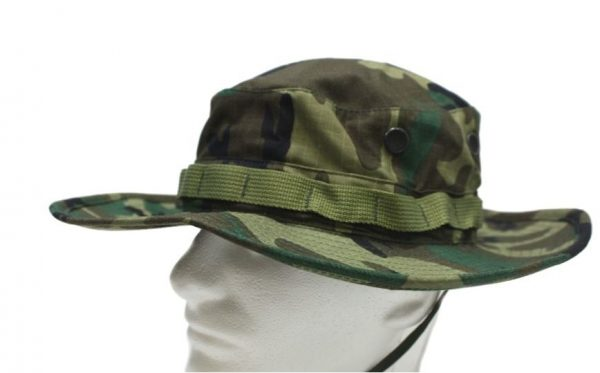 military surplus transtional boonie hat made by R&B